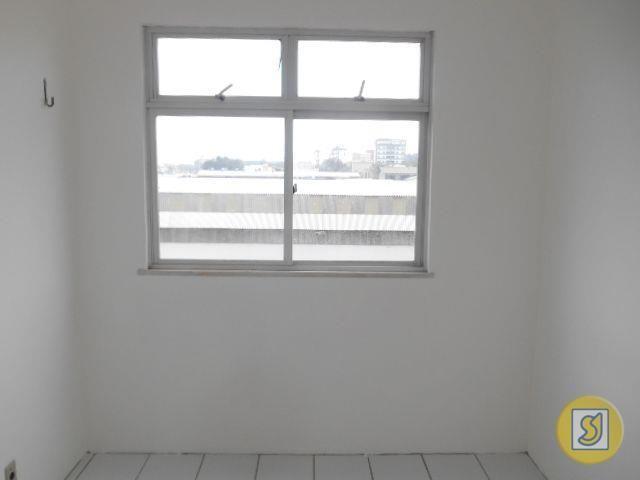Apartamento para alugar com 3 dormitórios em Alagadiço novo, Fortaleza cod:14581 - Foto 12