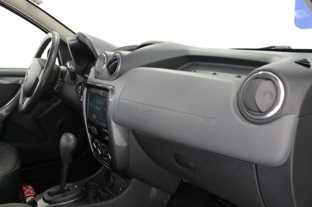 Renault Duster 2.0 16V Dynamique (Flex)(Aut) 2013+Bancos em Couro - Foto 6
