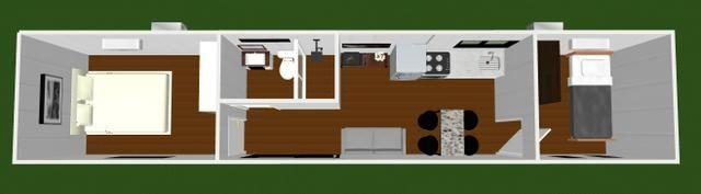 Casa Container dry 30M² - Foto 5