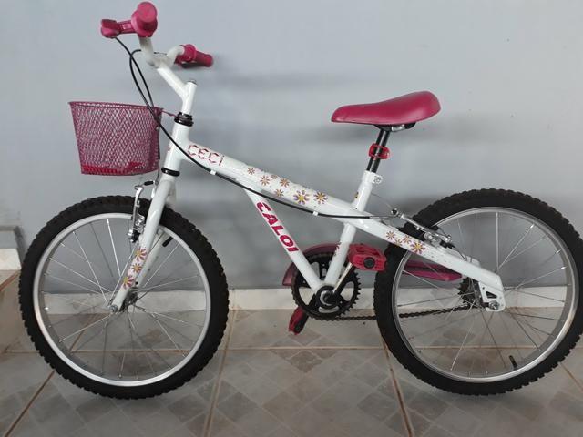 Bicicleta aro 20 caloi ceci - Foto 2