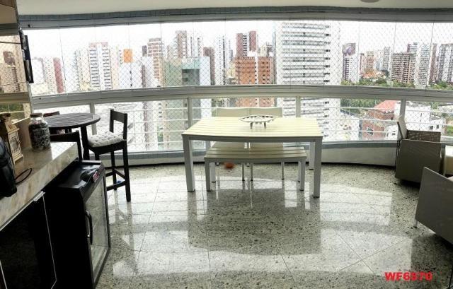 Apartamento com 3 suítes à venda, 218 m² por r$ 1.500.000 - meireles - fortaleza/ce - Foto 8
