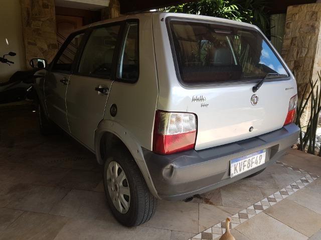 Fiat Uno Mille Way
