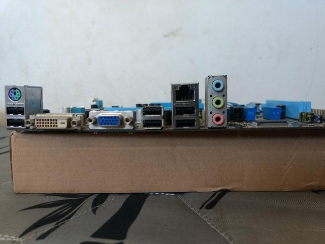 Placa-mãe socket LGA 1155 com defeito - Foto 2