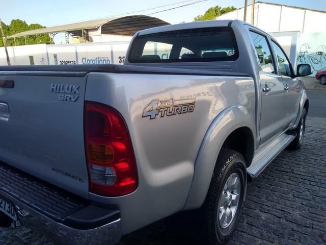 Hilux SRV 3.0 Turbo Diesel 2008 Extra! - Foto 7