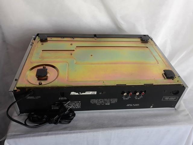 Sistem Akai (Tape Deck Auto reverse + Receiver) - Foto 3