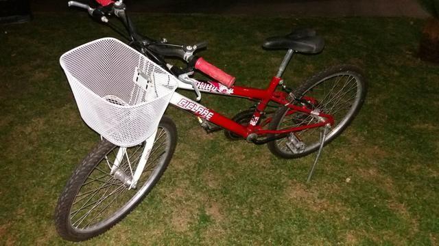 Linda bicicleta aro 24 - Foto 4