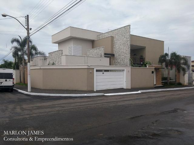 Casa alto padrão no centro da cidade de Inhumas-Go para vender! Nova! (casa de novela)