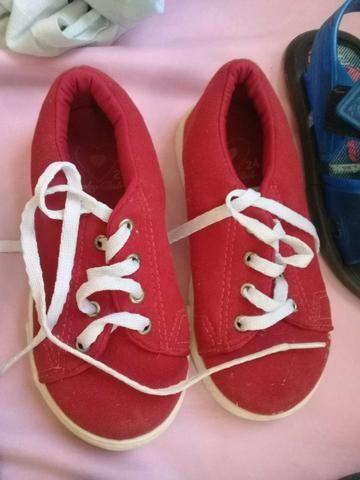 Sandálias e sapatos infantil - Foto 4