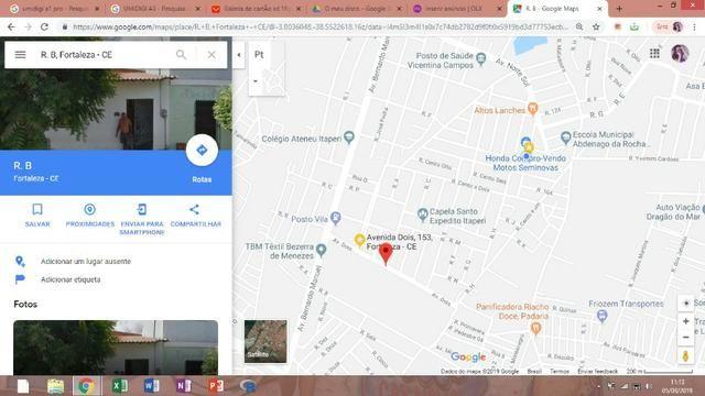 Ap 2 quartos prox Center Box Bernardo Manuel 1 calção 55 m² sem condomínio - Foto 14