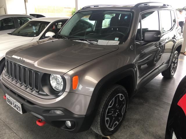 Jeep renegade trailhawk 4x4 diesel AT9 2018