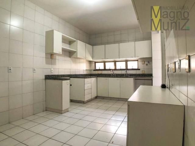 Apartamento com 4 suítes para alugar, 300 m² por r$ 2.500/ano - meireles - fortaleza/ce - Foto 7