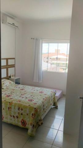 Lindo apartamento semi mobiliado com vista para o mar - Foto 14