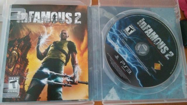 Jogo PS3 infamous 2 - Foto 3