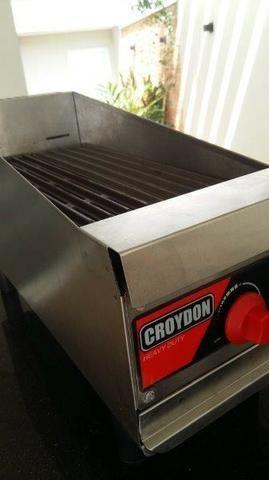 Broiler Croydon a Gás - 25 cm - Usado apenas 3 vezes - Foto 6