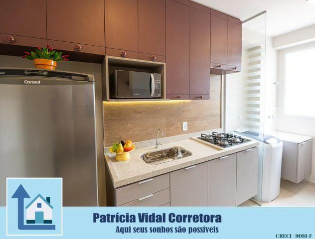 PRV29-Via jardins condômino clube Metron apartamento pronto pra morar entrada facilitada - Foto 3