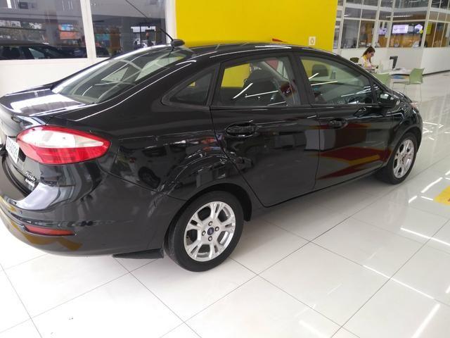 New Fiesta Sedan 1.6 Automático 2014 - Foto 3