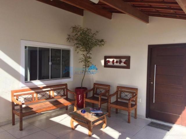 Casa semi-nova na Morada dos Pássaros - Foto 4