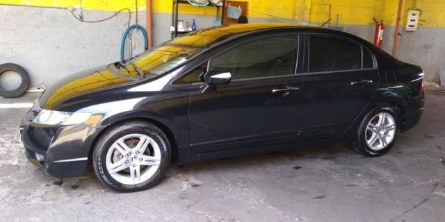 Honda Civic EXS 2009 (somente venda) - Foto 2