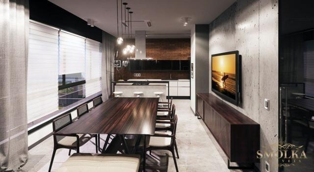 Apartamento à venda com 3 dormitórios em Jurerê internacional, Florianópolis cod:8409 - Foto 3