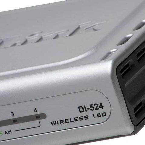 Roteador D-link Wireless DI-524