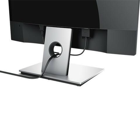 """Monitor Lcd Led 21,5"""" Dell SE2216H Full HD Preto - Foto 3"""