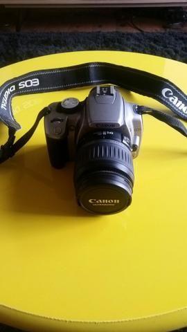 Câmera Canon Digital Rebel XT - Foto 4