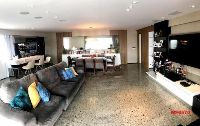 Apartamento com 3 suítes à venda, 218 m² por r$ 1.500.000 - meireles - fortaleza/ce - Foto 4
