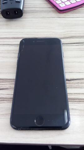 Iphone 7 black 128 gb - leia o anúncio - Foto 2