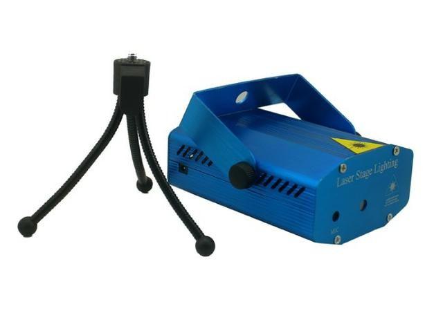 Mini Projetor Laser Holografico Efeitos Especiais 3d Festa - Foto 4