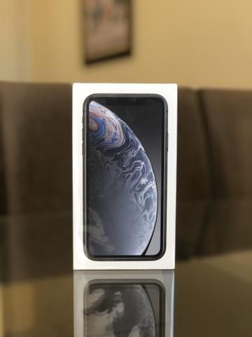 IPhone XR 64gb- Cinza Espacial - Lacrado c/ 1 ano de garantia Apple