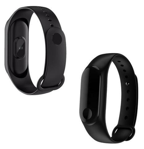 Relógio Smartwhatch Inteligente M3 Bluetooth Android celular - Foto 2