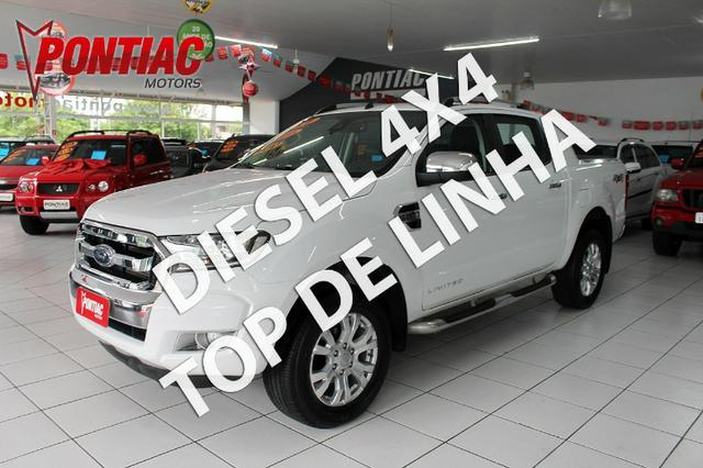 Ford Ranger Limited 3.2 4x4 CD 2017