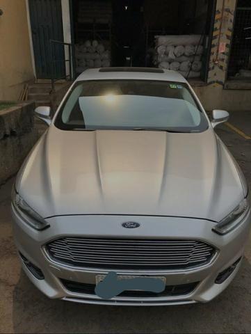 Ford Fusion 2.0 GTDI