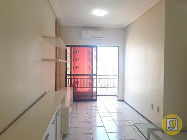 Apartamento para alugar com 3 dormitórios em Parque iracema, Fortaleza cod:50515 - Foto 5
