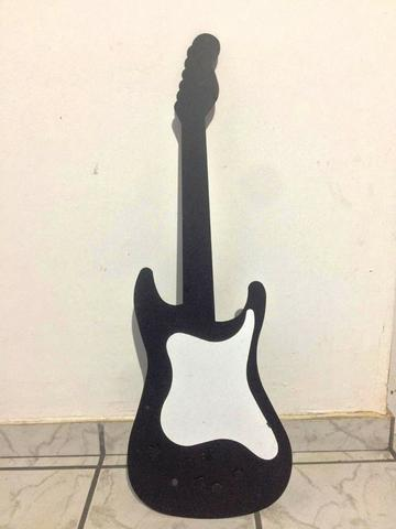 Mural de fotos magnético guitarra - Usado