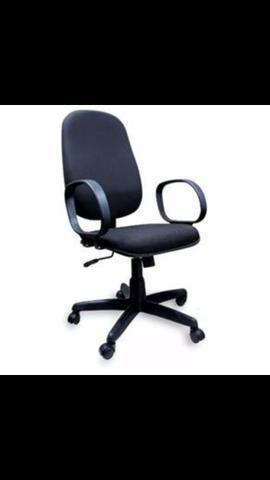 Cadeira Presidente em outras cores , tecido e corino