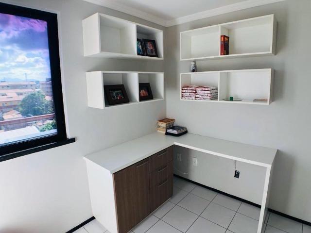 Apartamento no Bairro Damas com 67m, 3 quartos e todo projetado - Foto 9