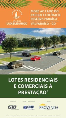 Lotes a venda em valparaiso de Goiás - Foto 3