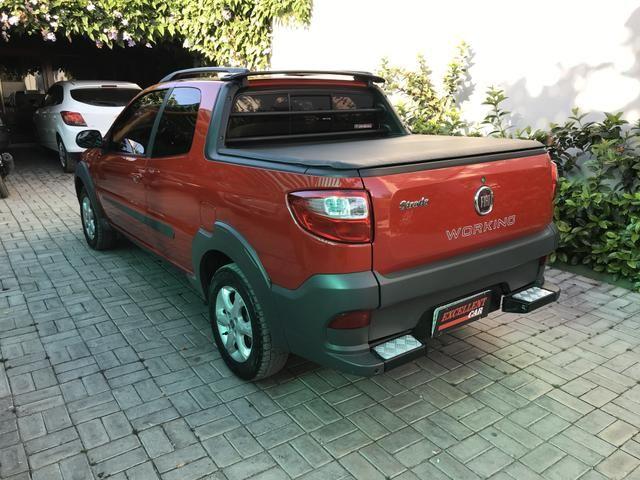 Fiat Strada 1.4 Working CD, 3 portas - 2017 - Foto 3