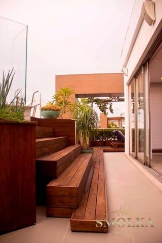 Apartamento à venda com 2 dormitórios em Jurerê internacional, Florianópolis cod:8021 - Foto 2