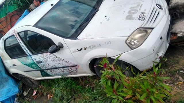 Renault Logan tirar peças