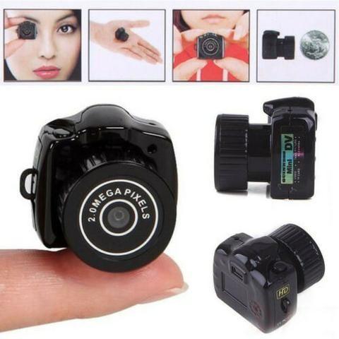 Mini camera espia