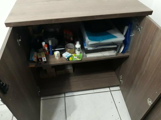 Armário baixo p escritório - Foto 2