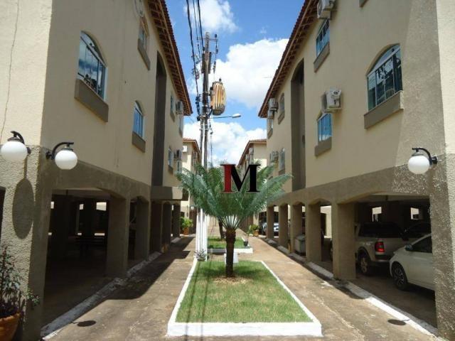 Alugamos apartamento mobiliado com 3 quartos - Foto 4