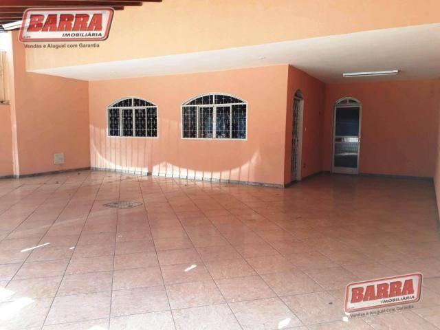 Qsa 21 casa com 3 dormitórios à venda, 180 m² por r$ 820.000 - taguatinga sul - taguatinga