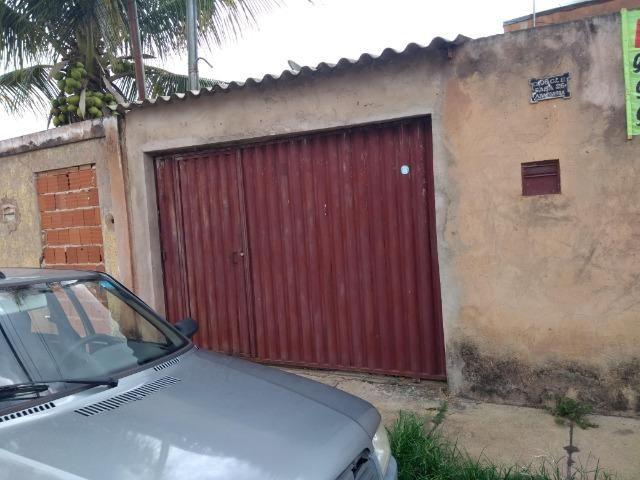 Vendo Casa no Arapoanga Planaltina DF, Rua da Sapeka modas Próx ao Mercado Timbaúba - Foto 7