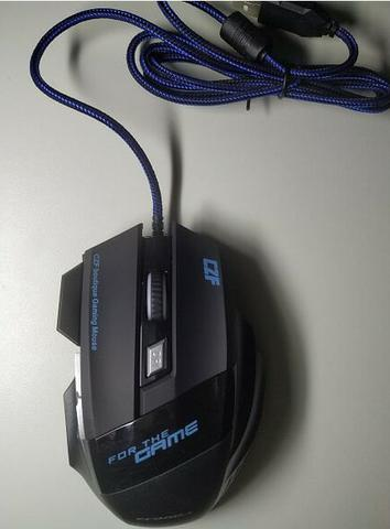 (NOVO) Mouse Gamer Ecooda MS8015 - Foto 2