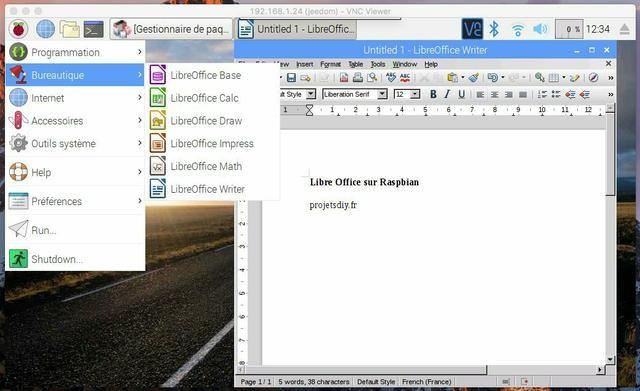 PC Rapsberry Pi com sistema Linux - Foto 2