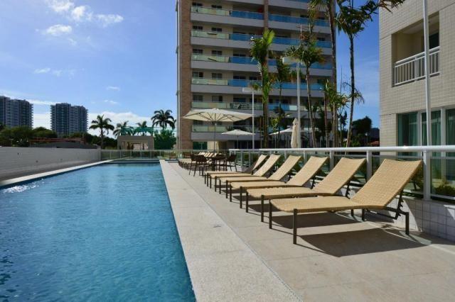 Apartamento com 2 dormitórios à venda, 74 m² por r$ 699.300 - guararapes - fortaleza/ce