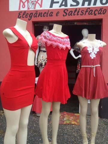 Vestidos baratos com desconto - Foto 6